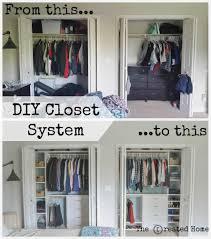 Diy Closet System How To Build A Quality Diy Closet System For Any Size Closet