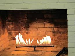 gas fireplace starter gas fireplace starter for wood