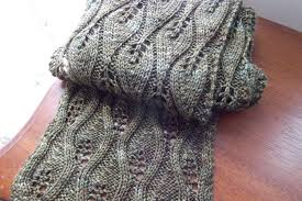Free Scarf Patterns Adorable Free Free Lace Leaf Stitch Scarf Knitting Patterns Patterns