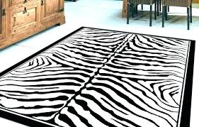 large black and grey rug large black and white striped rug zebra print hide image of