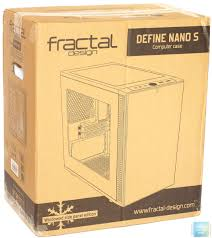 Обзор и тест mini-ITX <b>корпуса Fractal Design Define</b> Nano S Window
