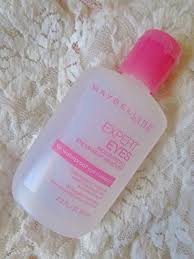 maybelline expert eyes makeup remover review middot loreal gentle lip and eye makeup remover ings