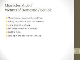 Victims Of Violent Crime