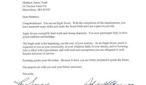 examples of eagle scout letter of recommendation eagle scout religious reference letter example