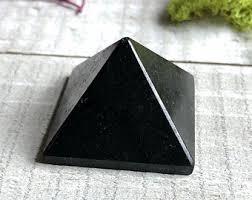 <b>Obsidian pyramid</b> | Etsy