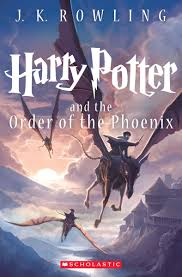 harry potter and the order of the phoenix book 5 j k rowling