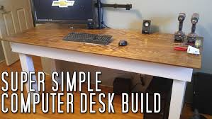 um size of computer desk computer desk ideas build plus your own incredible designs diy