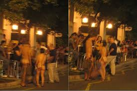 Holland village naked couple