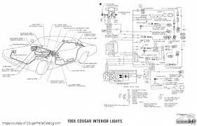 diagram also 1968 mercury cougar as well 1967 ford f100 wiring 1967 ford f100 wiring schematic 1968 mercury cougar and xr7 wiring diagram original wire center u2022 rh designjungle co