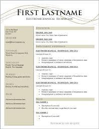 Free Sample Of Resume Free Sample Resumes Templates Basic Resume Template Free Sample 23