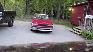 1988 Chevy Cavalier Z24 Horn - YouTube