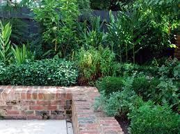 brick wall gardens brick garden