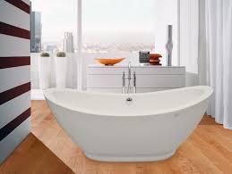 aquatica purescape 65 x 30 freestanding acrylic slipper tub