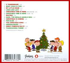 A Charlie Brown Christmas - Vince Guaraldi Trio, Vince Guaraldi ...
