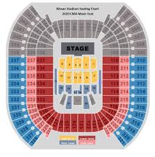Tennessee Titans Virtual Seating Chart Seating Chart
