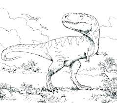Realistic Dinosaur Coloring Pages With Names Realistic Dinosaur