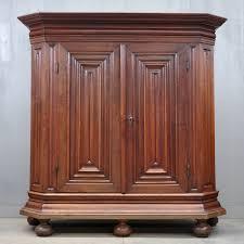german oak armoire  de grande antique furniture