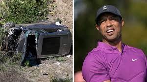 Tiger Woods fuhr bei Autounfall fast doppelt so schnell wie erlaubt