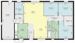 Magnifique Plan Maison Etage 4 Chambres Gratuit Pdf Moderne D Co De A
