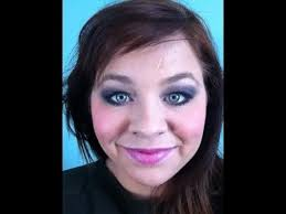 another makeup tutorial for valentine s day using urban decay s vice palette 2 and mac s fantasy of