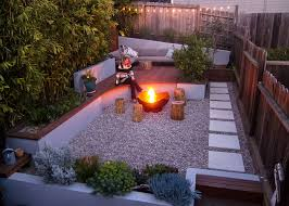 Modern Backyard Design Amazing This Small Backyard In San Francisco Was Designed For Entertaining