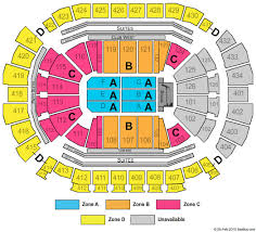 American Airlines Center Seating Chart Concerts American Airlines Center Seating Chart With Seat Numbers