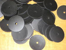 items in jans antique and electronic shop store on 225 epdm rubber washer 1 5 od x 3 16 id x 1