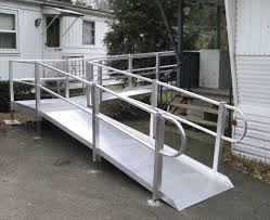 image of wheelchair ramps for stairs sophisticated
