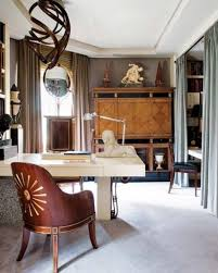 home office workspace. Contemporary Image Of Home Office Decoration Using 2 Person Desk : Amazing Workspace P