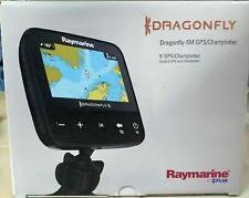 Us C Map Essentials Chart Raymarine Dragonfly 5m Chartplotter With Us C Map Essentials