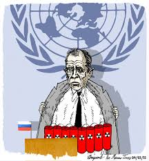 Image result for Sergey Lavrov CARTOON