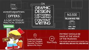 graphic design cartooning and copy writing content writing  graphic design cartooning and copy writing content writing training jobs vacancies ia