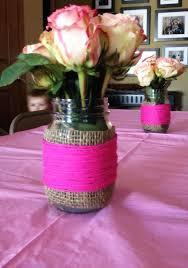Decorating Mason Jars For Baby Shower Mason Jar Flower Arrangements DIY Ideas Mason Jar Crafts 48