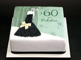 60th Birthday Cake Birthday Cake 60th Birthday Cake Cupcake Toppers