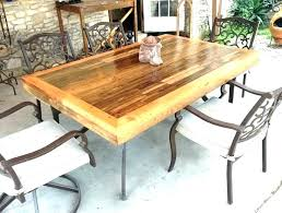 round patio table top patio table glass replacement ideas table top replacement ideas patio table top