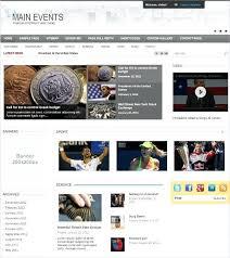 Wordpress Template Newspaper Template Wordpress News