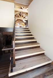 Reclaimed Oak Stair Treads