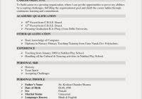 Mechanic Cv Example Resume New Aviation Mechanic Resume