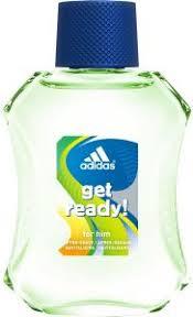 <b>Adidas Get Ready</b>, Eau de Toilette, 100ml : Buy Online at Best Price ...