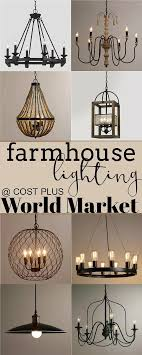 farmhouse lighting at cost plus world market updated suburbanfarmhouse cost plus lighting m4
