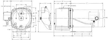 louis williams and sons plumbing supplies jet pumps goulds water pump wiring diagram goulds jrd 2 pipe deep well jet pump schematic diagram Goulds Water Pump Wiring Diagram