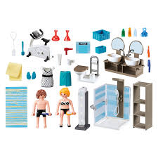 Playmobil City Life Badezimmer 9268 Babyjoech