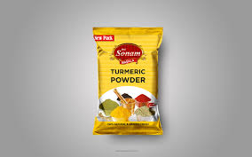 Turmeric Powder Packaging Design Packaging Design In India Package Design Company Product