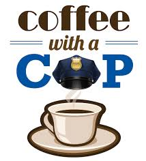 Coffee With A Cop Flyer Wednesday Is National Coffee With A Cop Day River Style