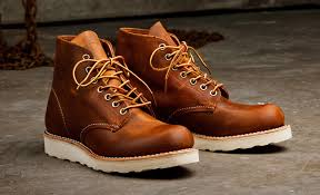 oil tanned leather is exceptionally durable and has been used to build countless work boots throughout red wing s 108 year history