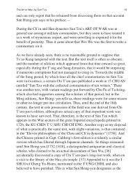 the art of war  the art of war by sun tzu 18 19