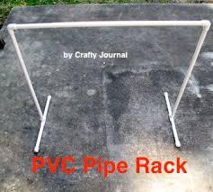 Pvc Pipe Coat Rack PVC Pipe Rack 17