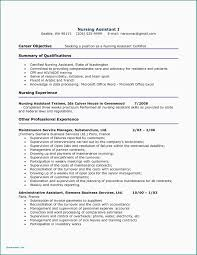 Resume Examples Contract Administrator Valid Creative Professional