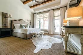 new cowhide rug bedroom cowhide rug on top of carpet designs cowhide rug bedroom decor