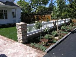 vinyl picket fence front yard. Yard+Fence+Ideas | Kids Love To Play Ball In The Front Yard. Vinyl Picket Fence Yard E
